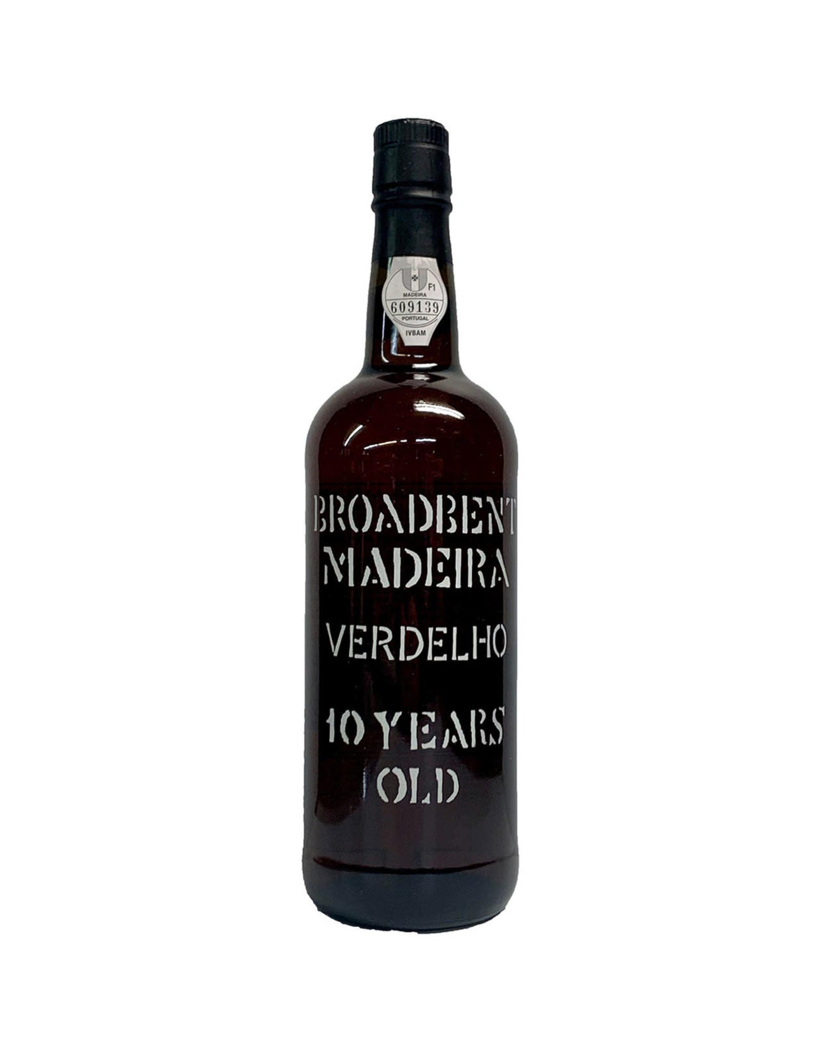 Broadbent Madeira Verdelho 10 year