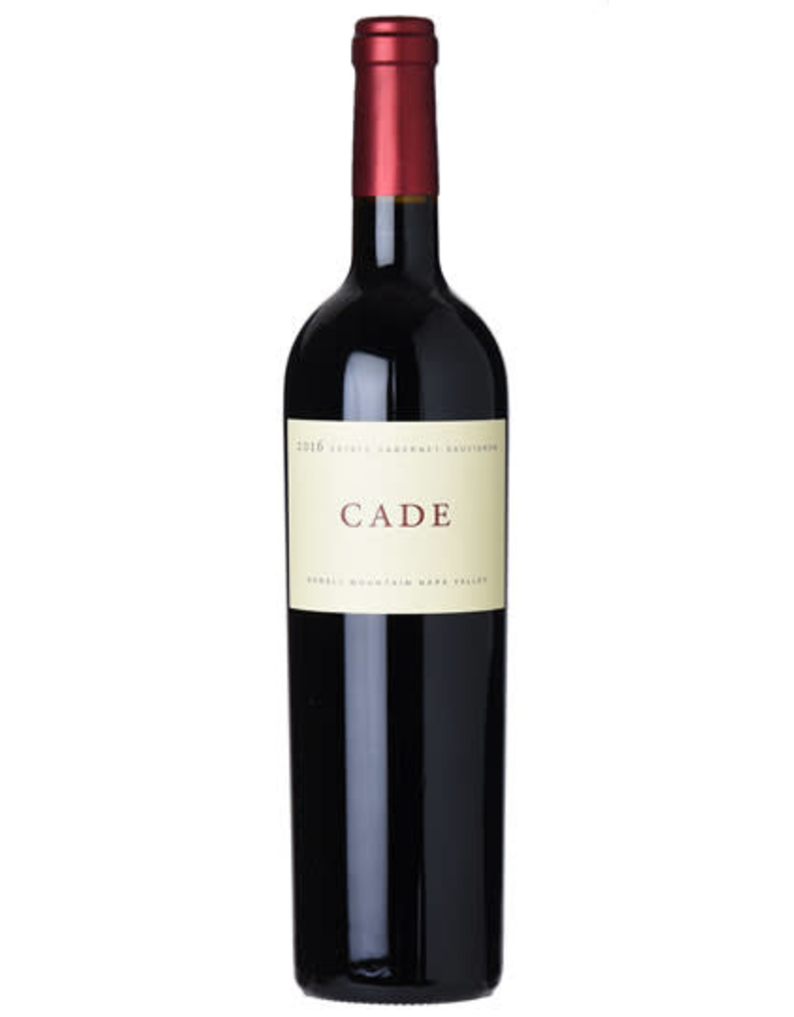 Cade Howell Mountain Cabernet Napa 2016