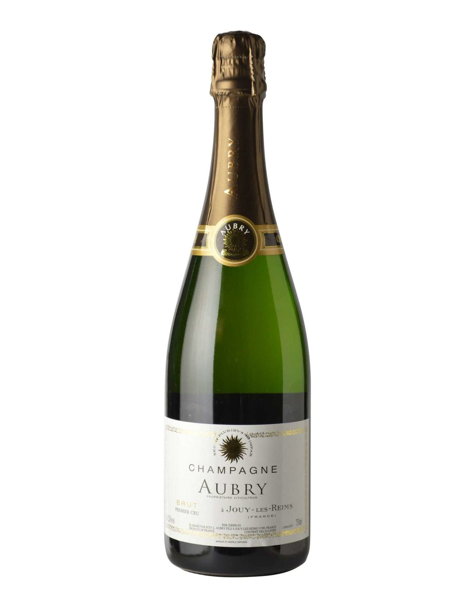 Champagne Aubry Brut NV Premier Cru