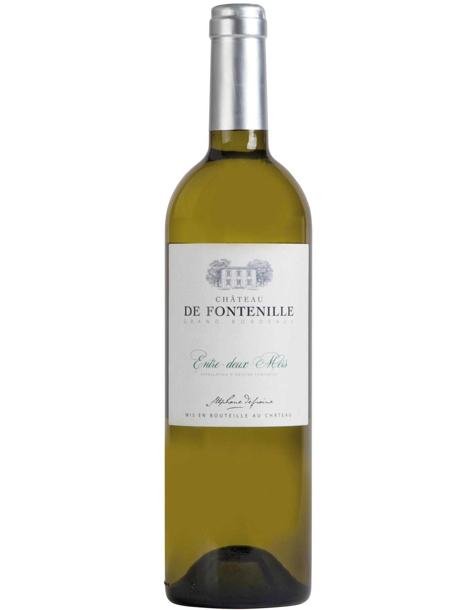 Chateau de Fontenille Entre Deux Mers Blanc 2018