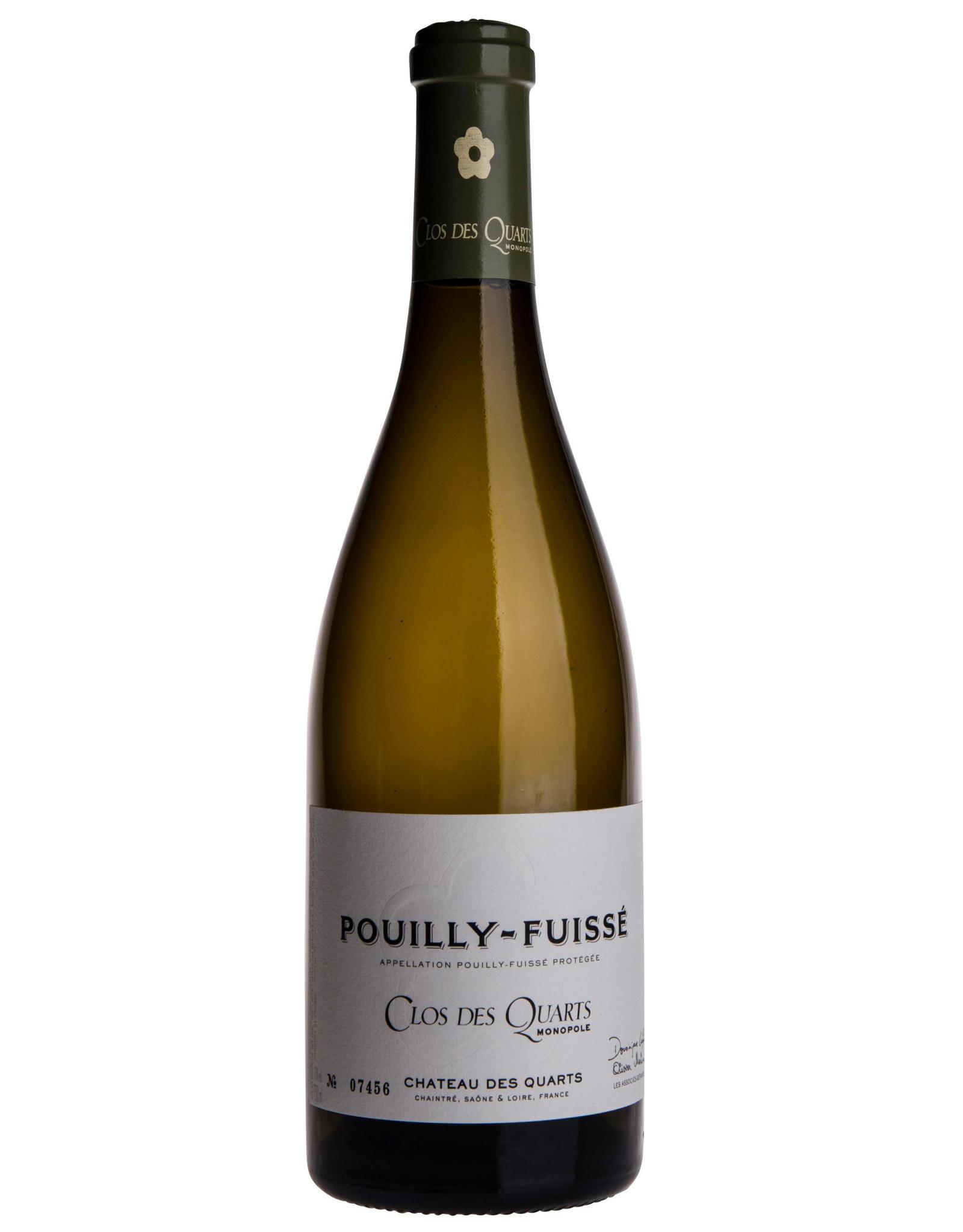 Chateau des Quarts Clos des Quarts, Pouilly-Fuisse 2015