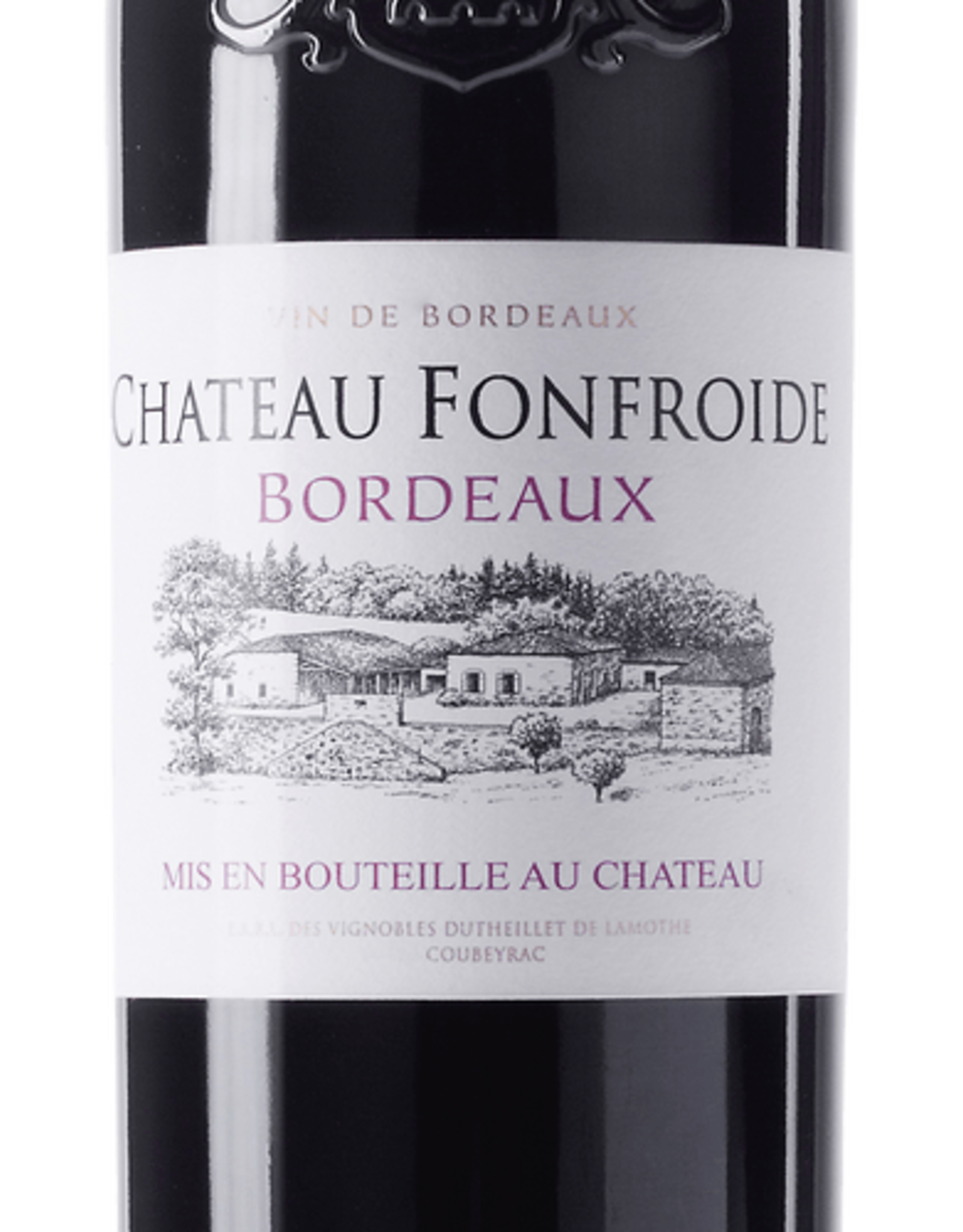 Chateau Fonfroide Bordeaux 2016