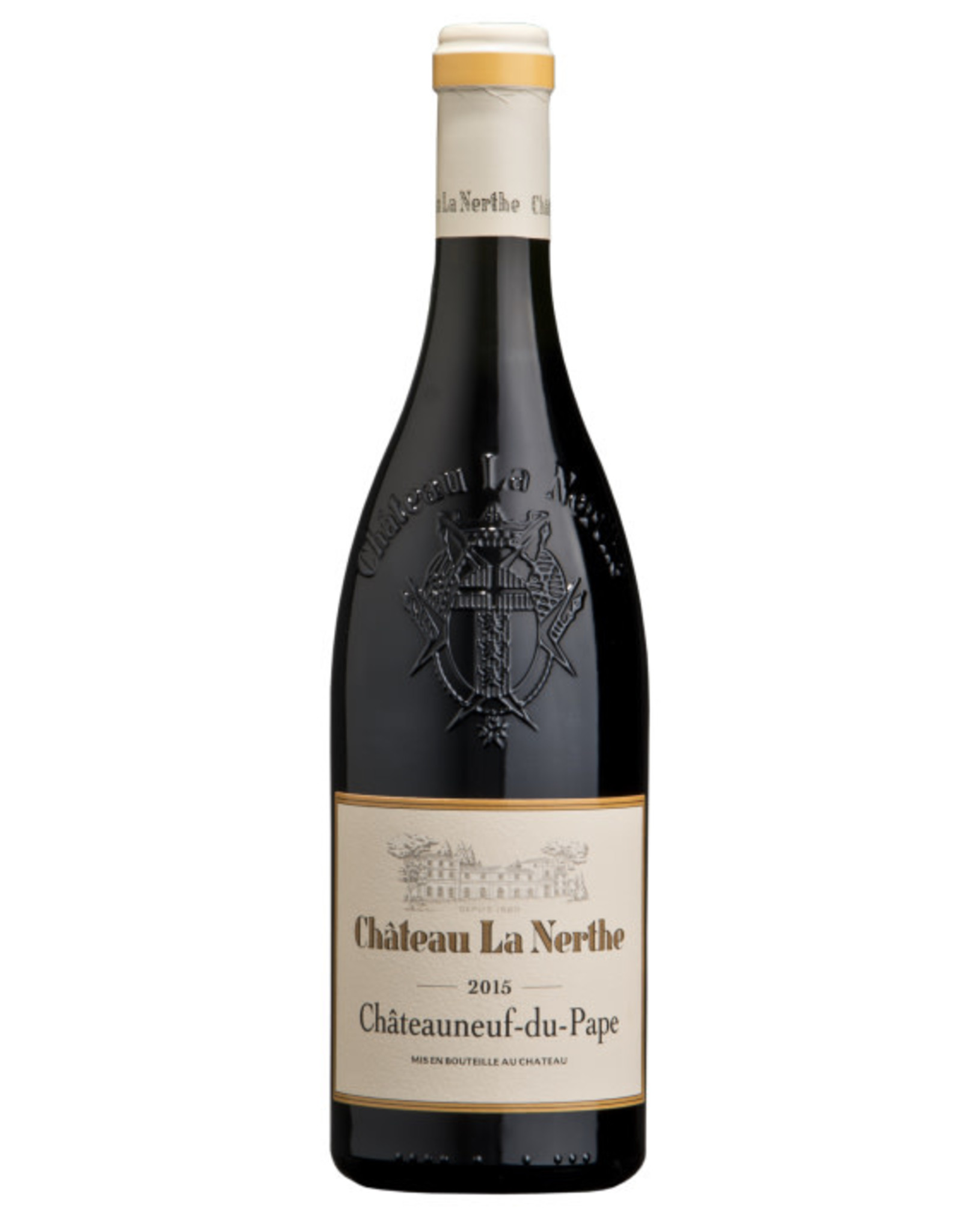 Chateau La Nerthe Chateauneuf-du-Pape Rhone 2015