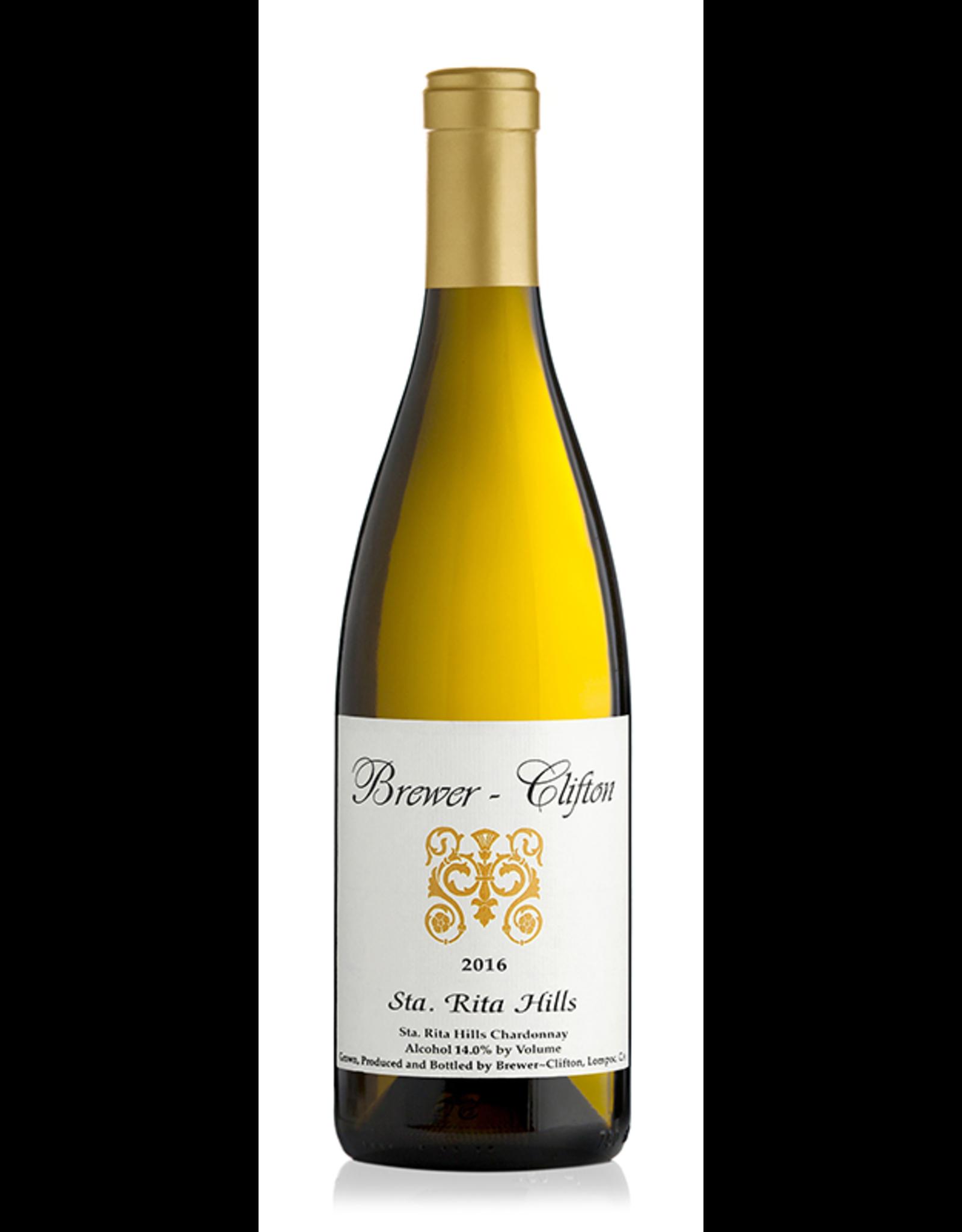 Brewer Clifton Santa Rita Chardonnay 2016