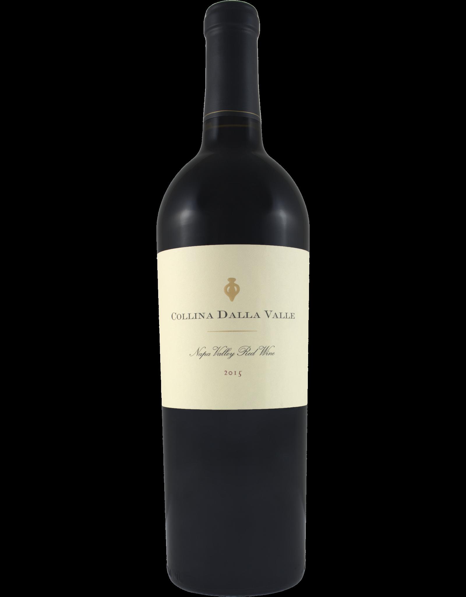 Collina Dalla Valle Napa Valley Red Wine 2015