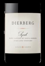 Dierberg Syrah Star Lane Vineyard Happy Canyon 2012