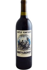 Dirty & Rowdy Family Winery, Antle Mourvedre 2015