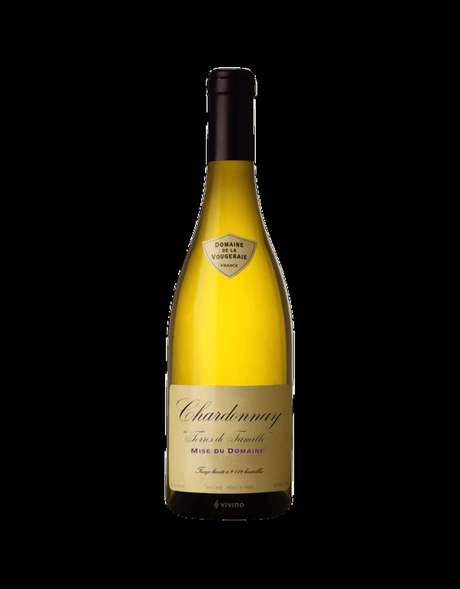 Domaine de la Vourgeraie Chardonnay 2013