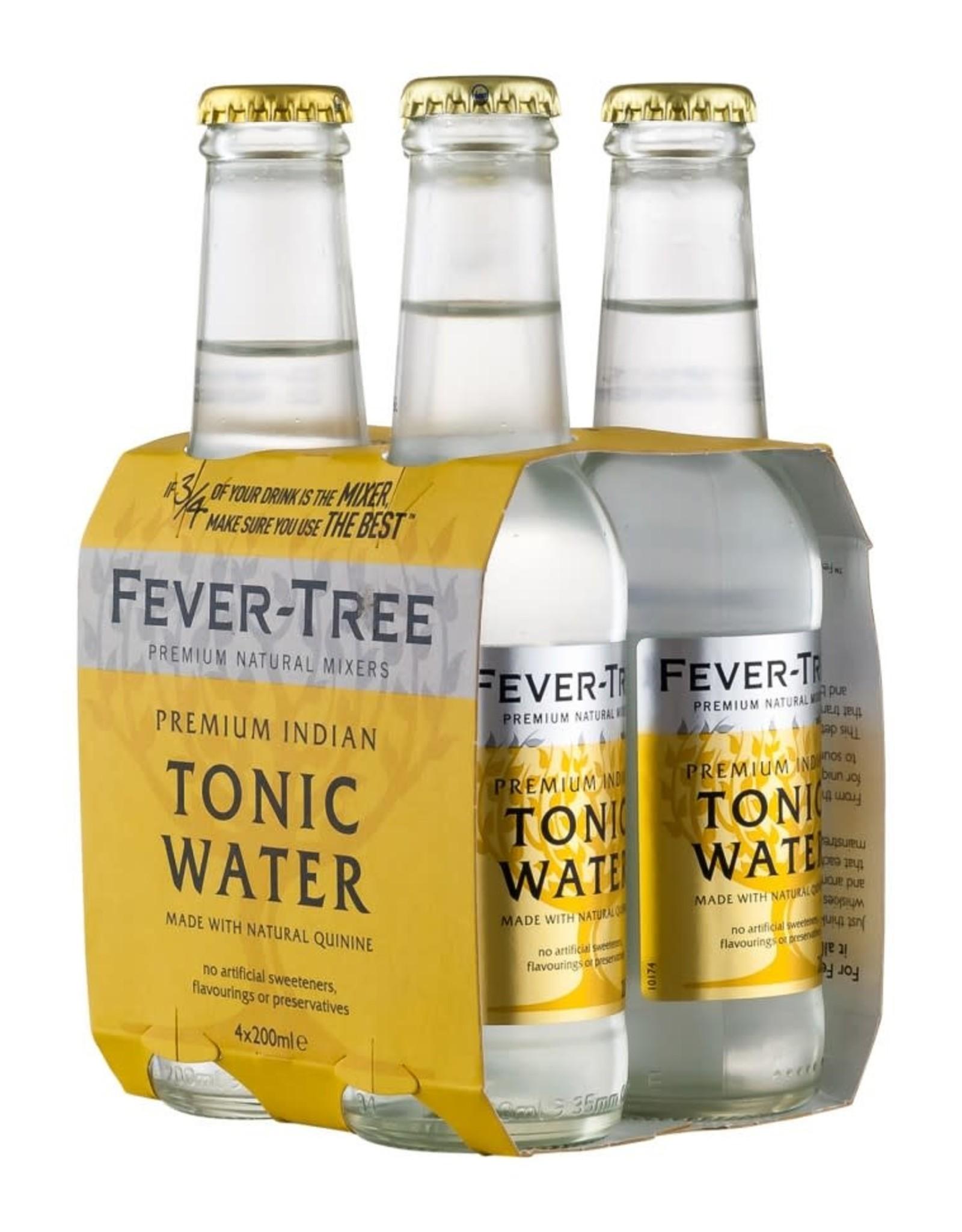 Fever Tree 4pk Tonic
