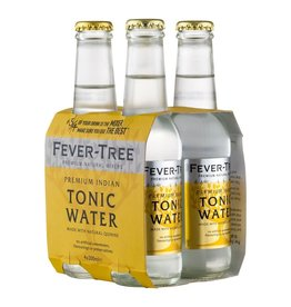 Fever Tree 4pk Tonic