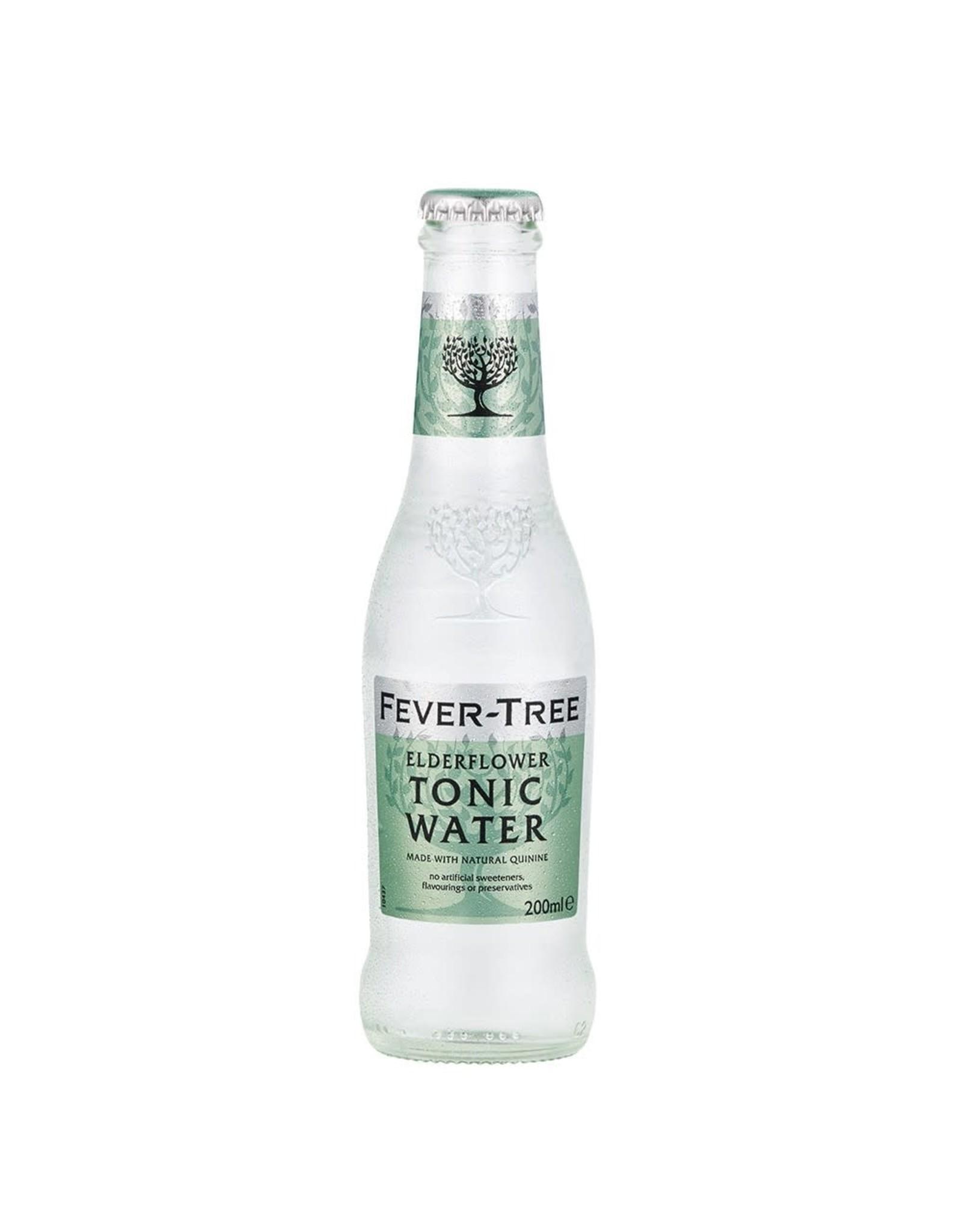 Fever Tree Elderflower Tonic 4-pk