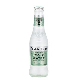 Fever Tree Elderflower Tonic 4-pk
