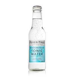 Fever Tree Mediterranean Tonic 4-pk