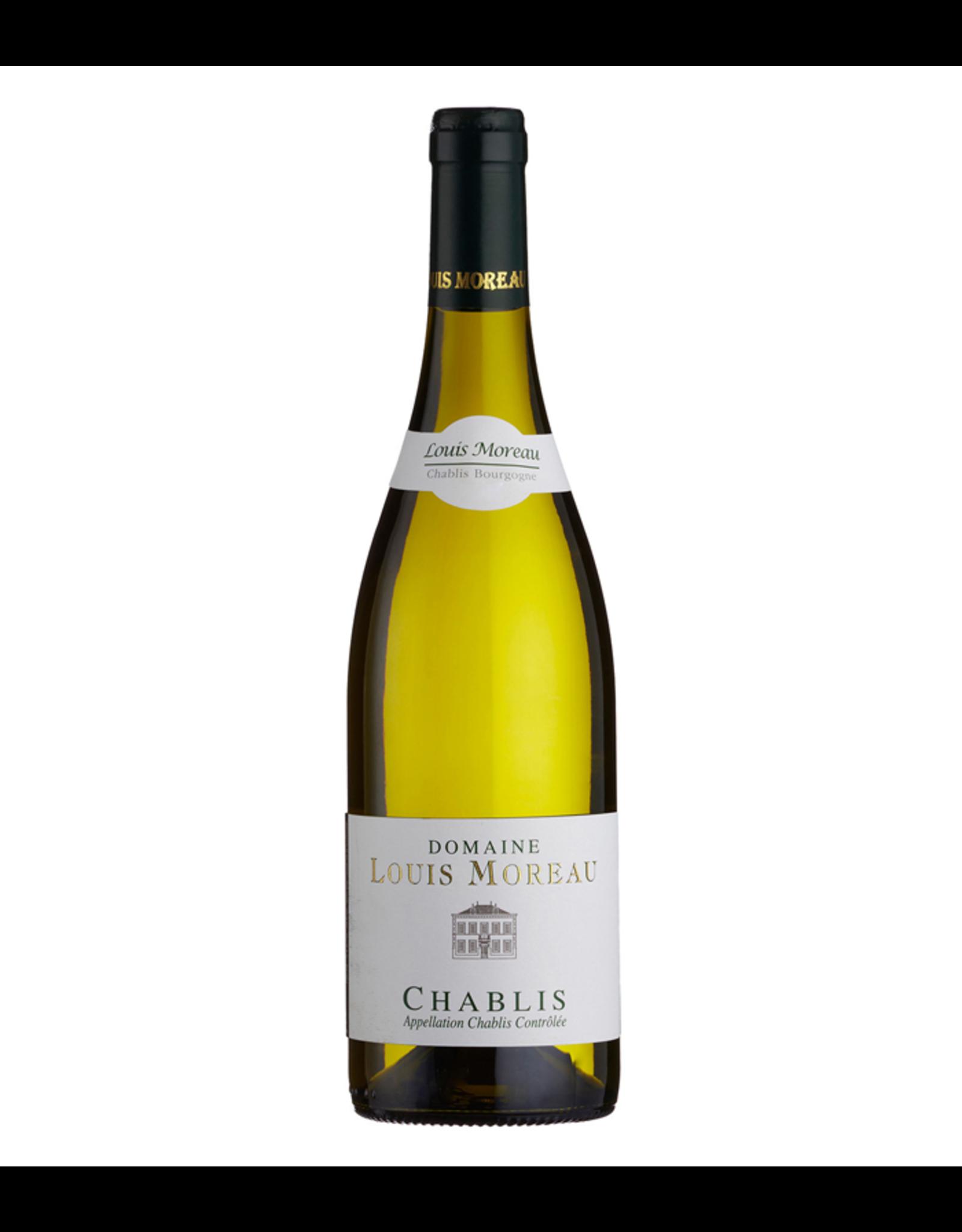 Domaine Louis Moreau Chablis 2018