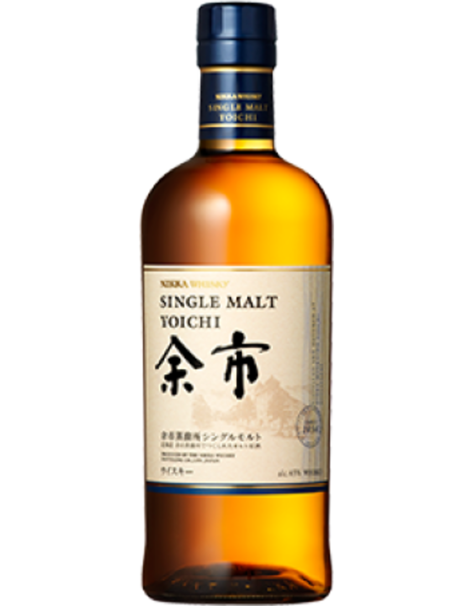 Nikka Yoichi Single Malt Whiskey