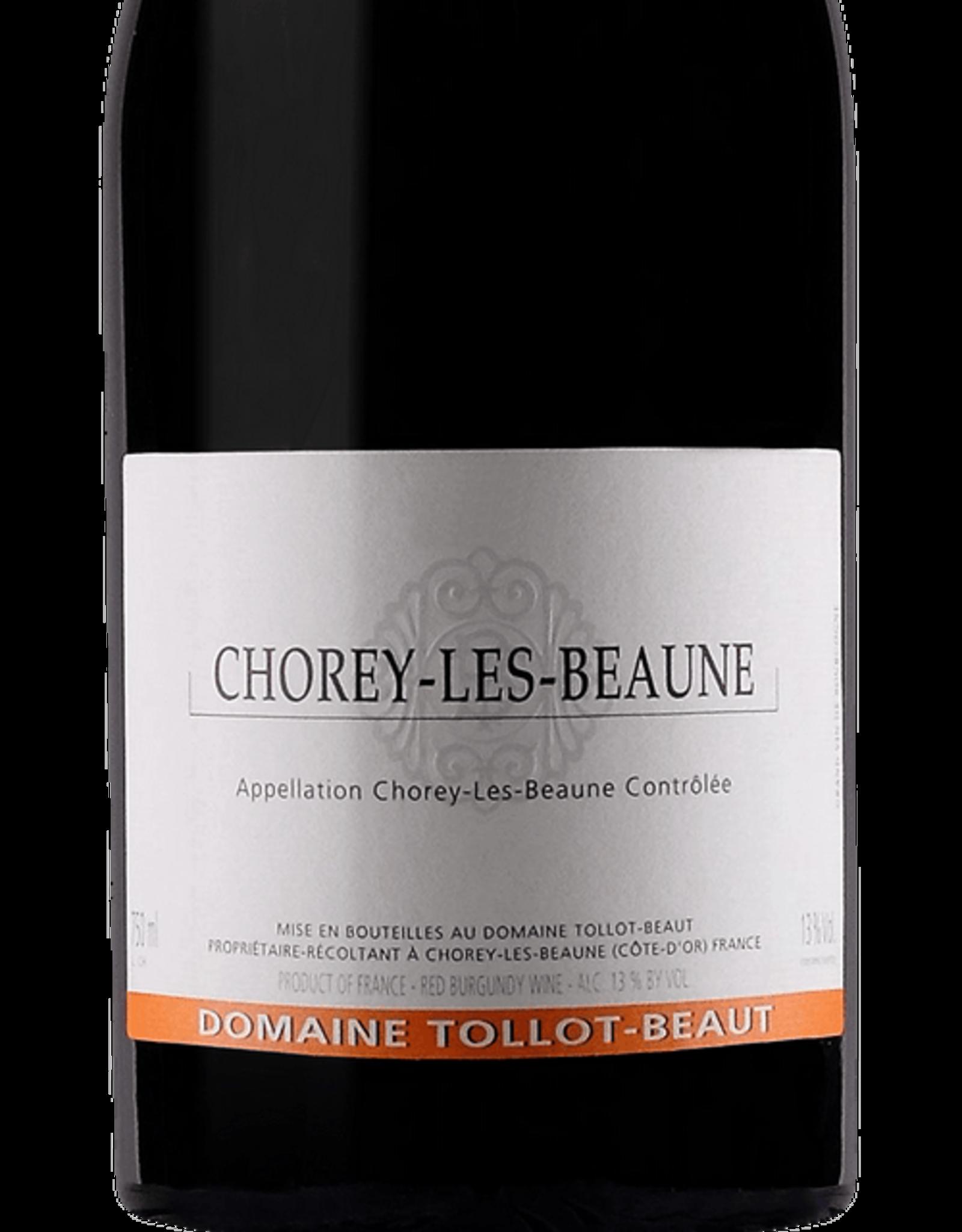 Domaine Tollot Chorey les Beaune 2015