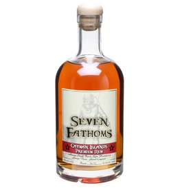 Seven Fathoms Cayman Island Rum