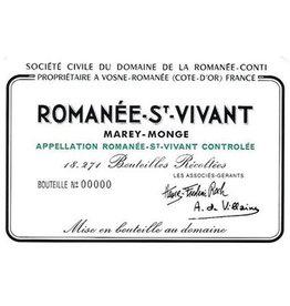 Domaine de la Romanee Conti, Romanee St Vivant Grand Cru 2016