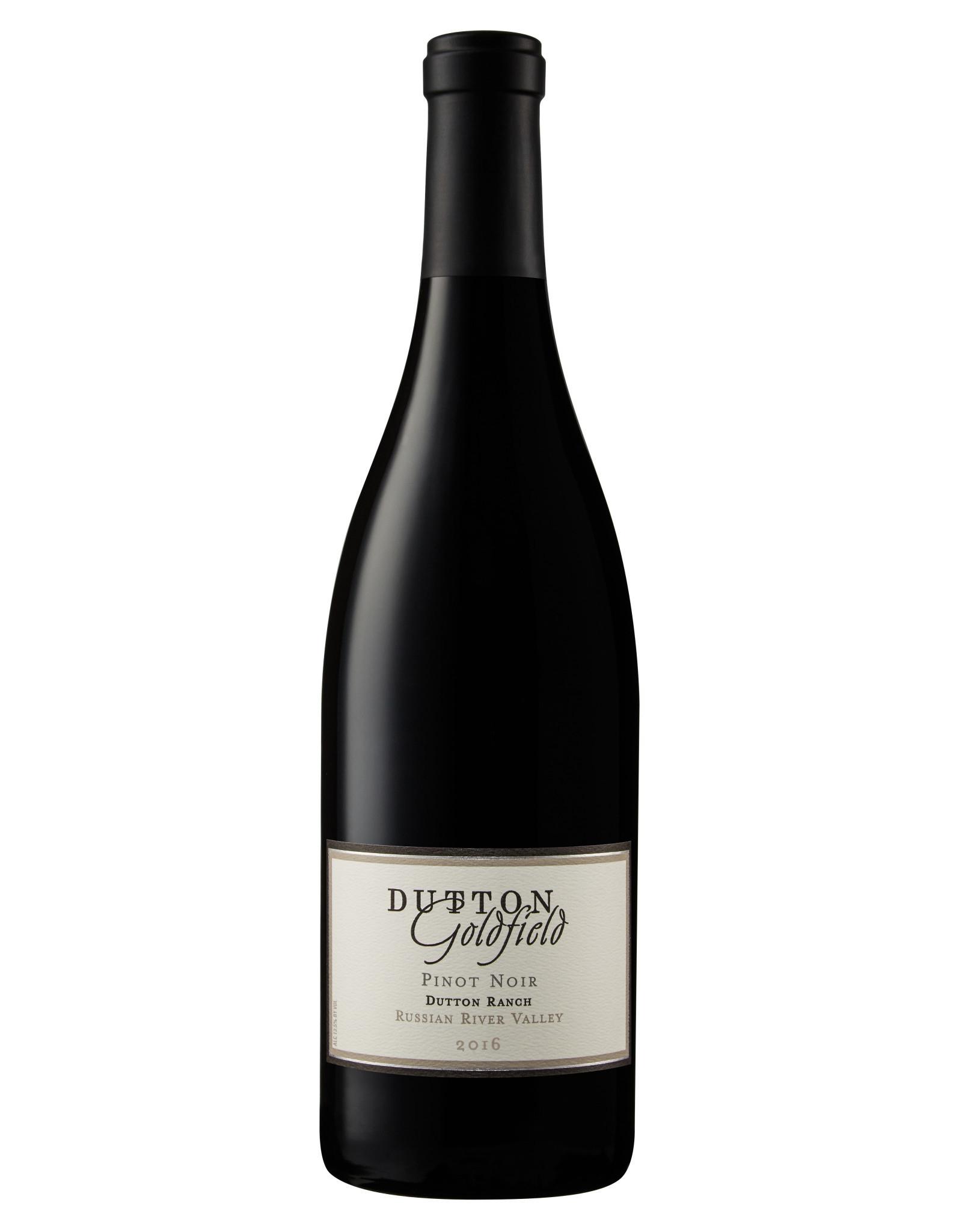 Dutton Ranch Fox Den Vineyard Green Valley Pinot Noir 2014