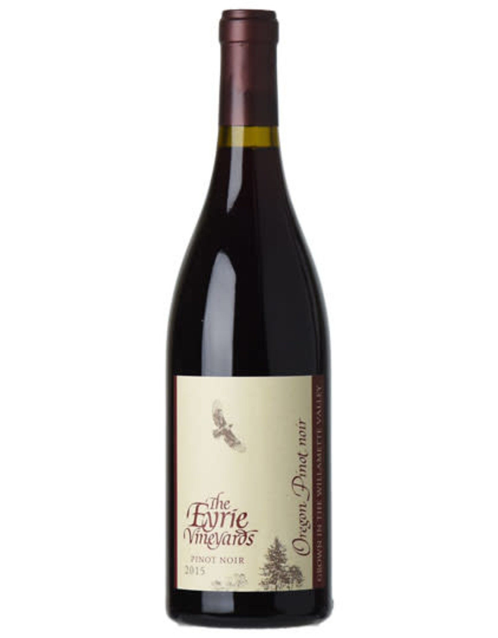 Eyrie Willamette Valley Pinot Noir 2015