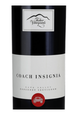 Fisher Vineyards Coach Insignia Napa Valley Cabernet Sauvignon 2014