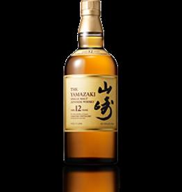 Yamazaki Whiskey Single Malt 12Yr