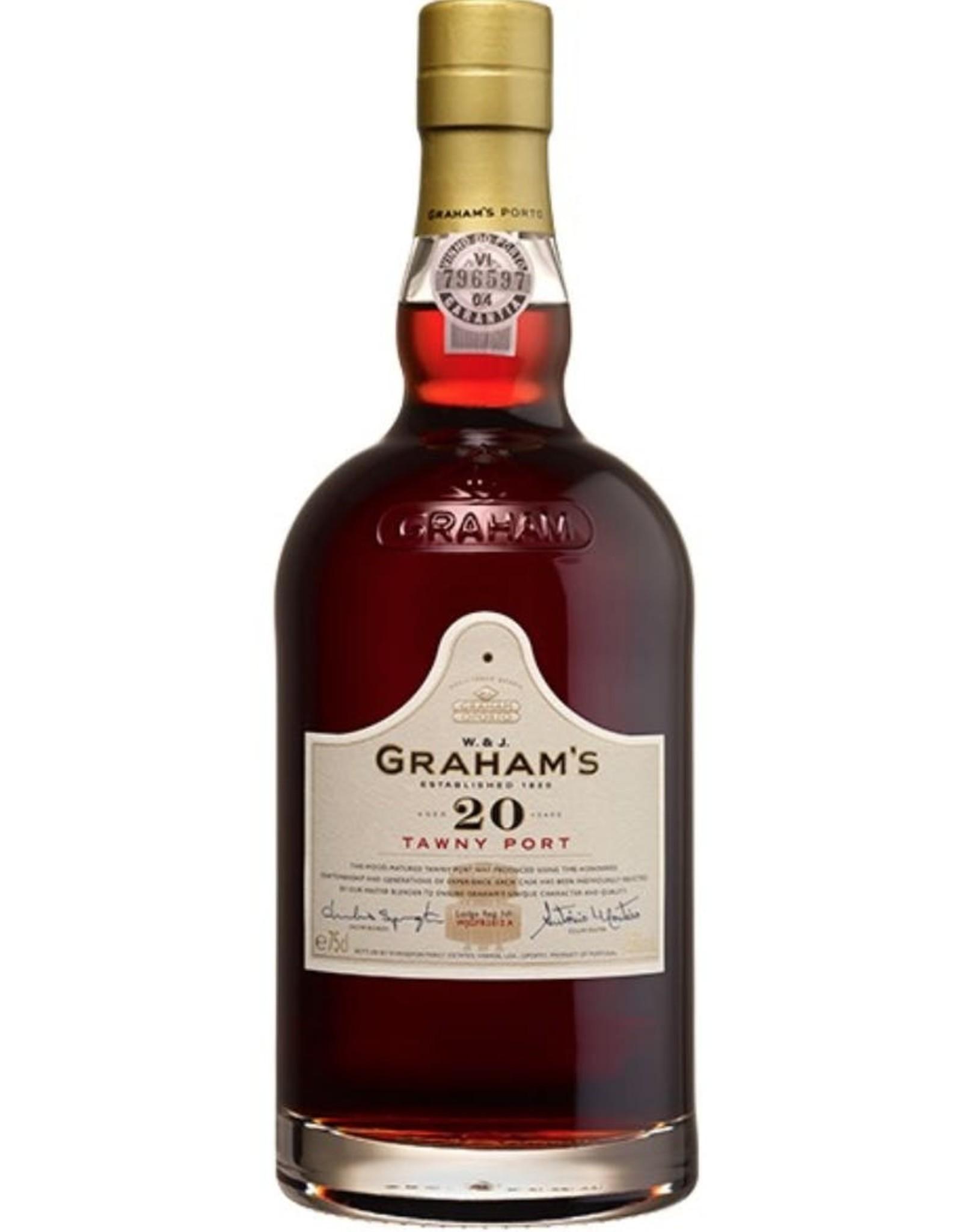Graham's 20 Year Old Tawny Porto