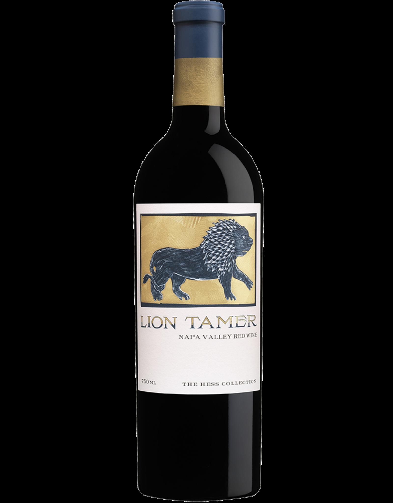 Hess Lion Tamer Red Blend Napa 2015
