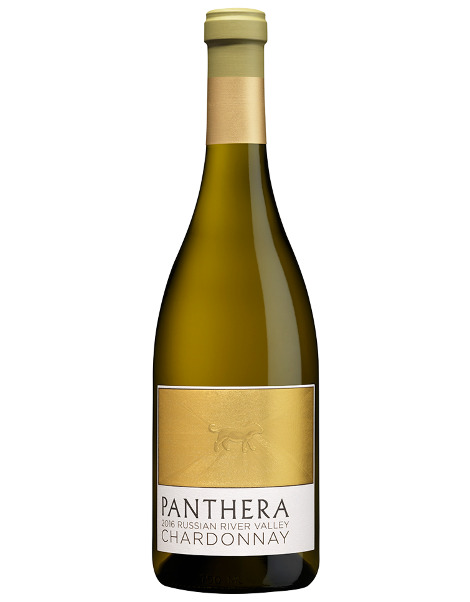 Hess Panthera Russian River Valley Chardonnay 2016