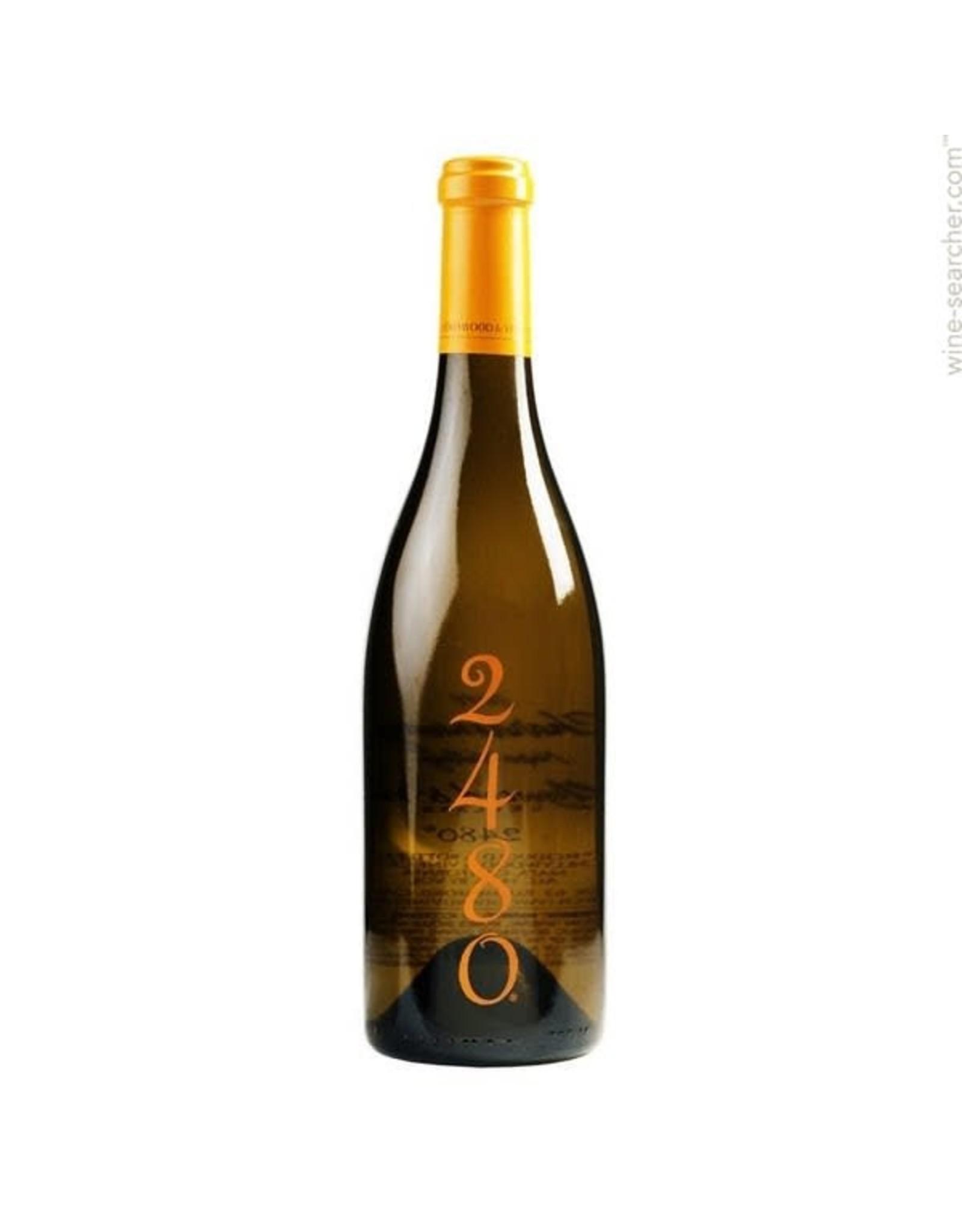 Hollywood & Vine 2480 Chardonnay 2015
