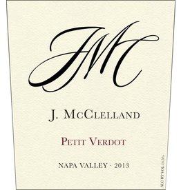 J McClelland Cellars, Petit Verdot 2013