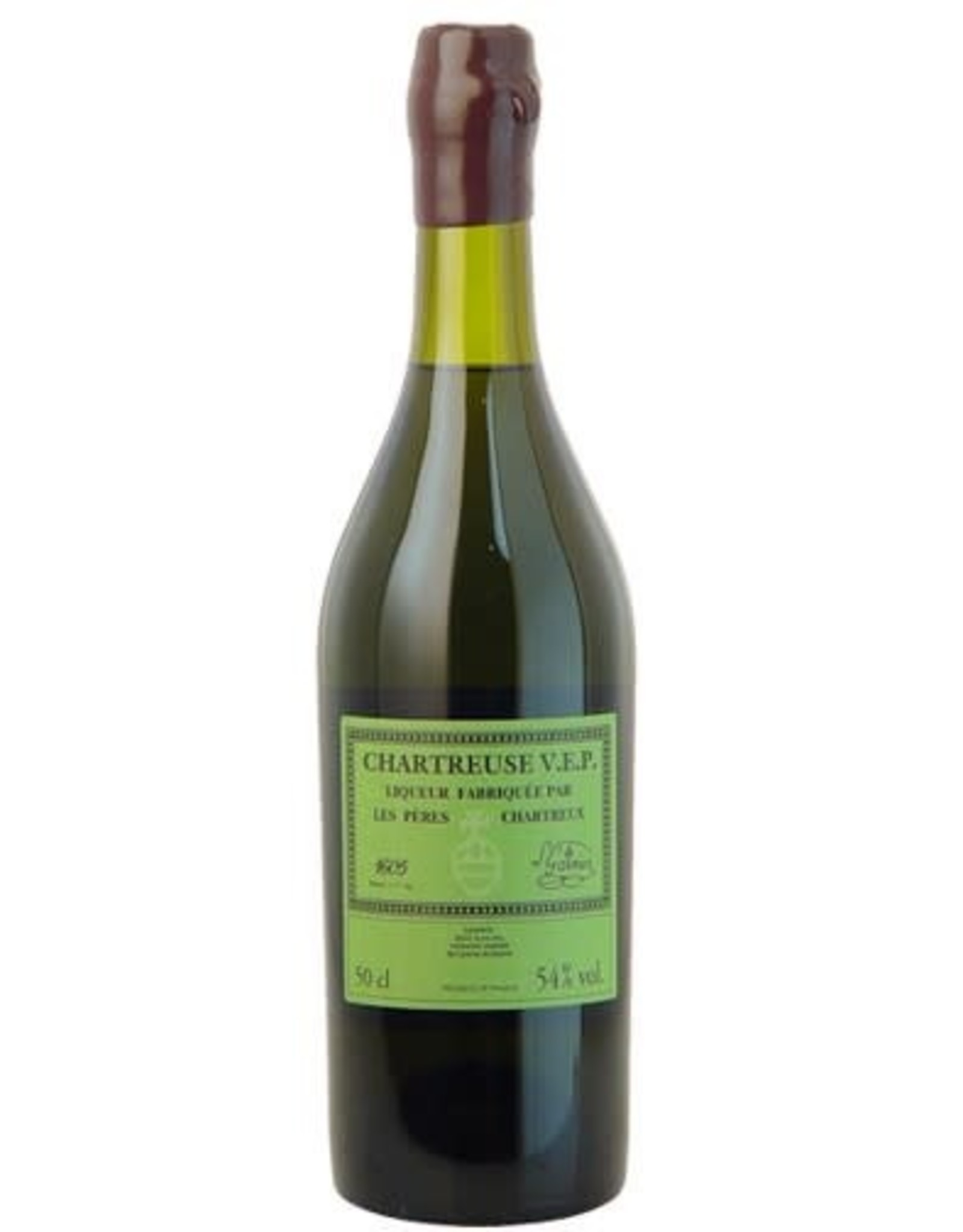 Green VEP Chartreuse