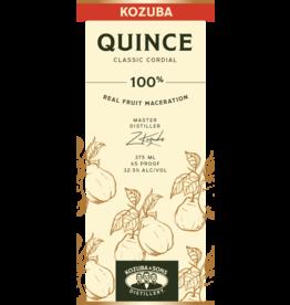 Kozuba & Sons Quince Liqueur