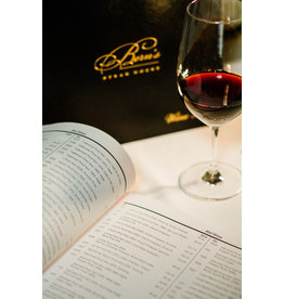 Bern's Steak House Wine List - Unbound