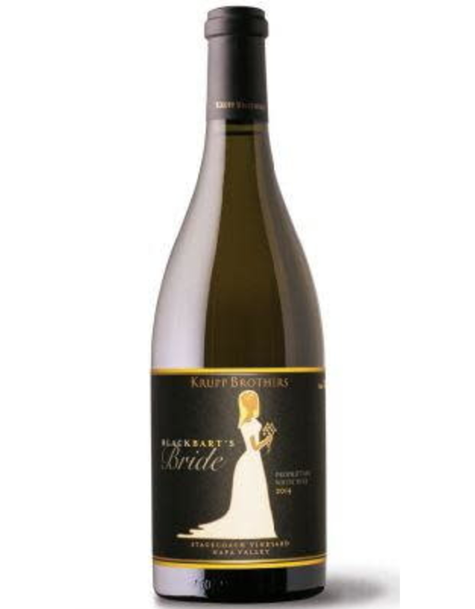 Krupp Bros 'Black Barts Bride' Napa White 2015