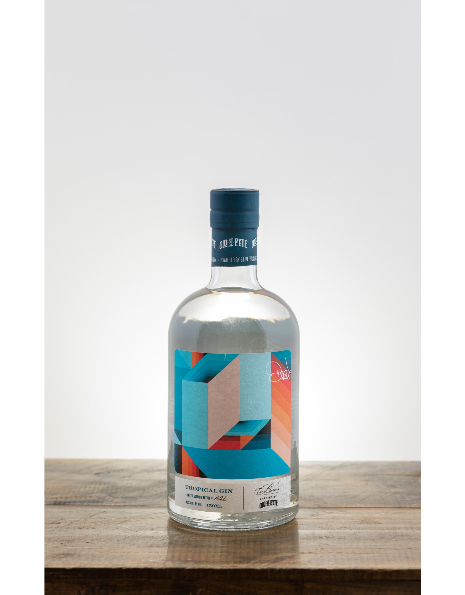 Old St. Pete Craft Spirits, Tropical Gin