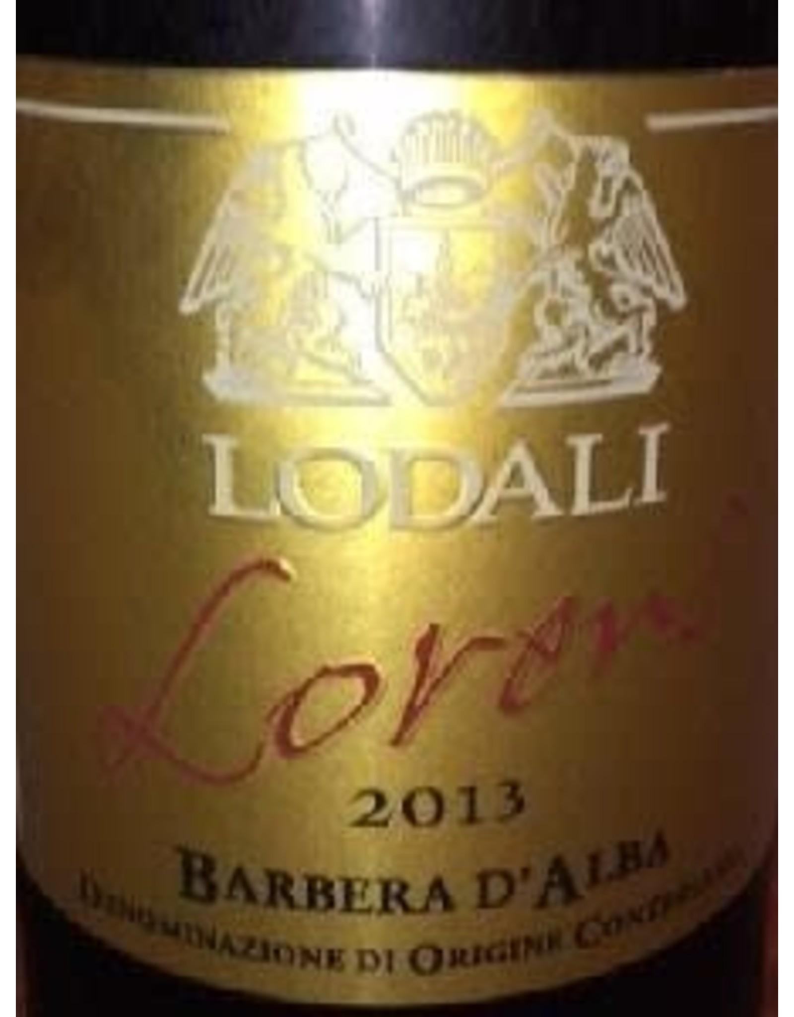 Lodali 'Lorens' Barbera d'Alba 2016 1.5L