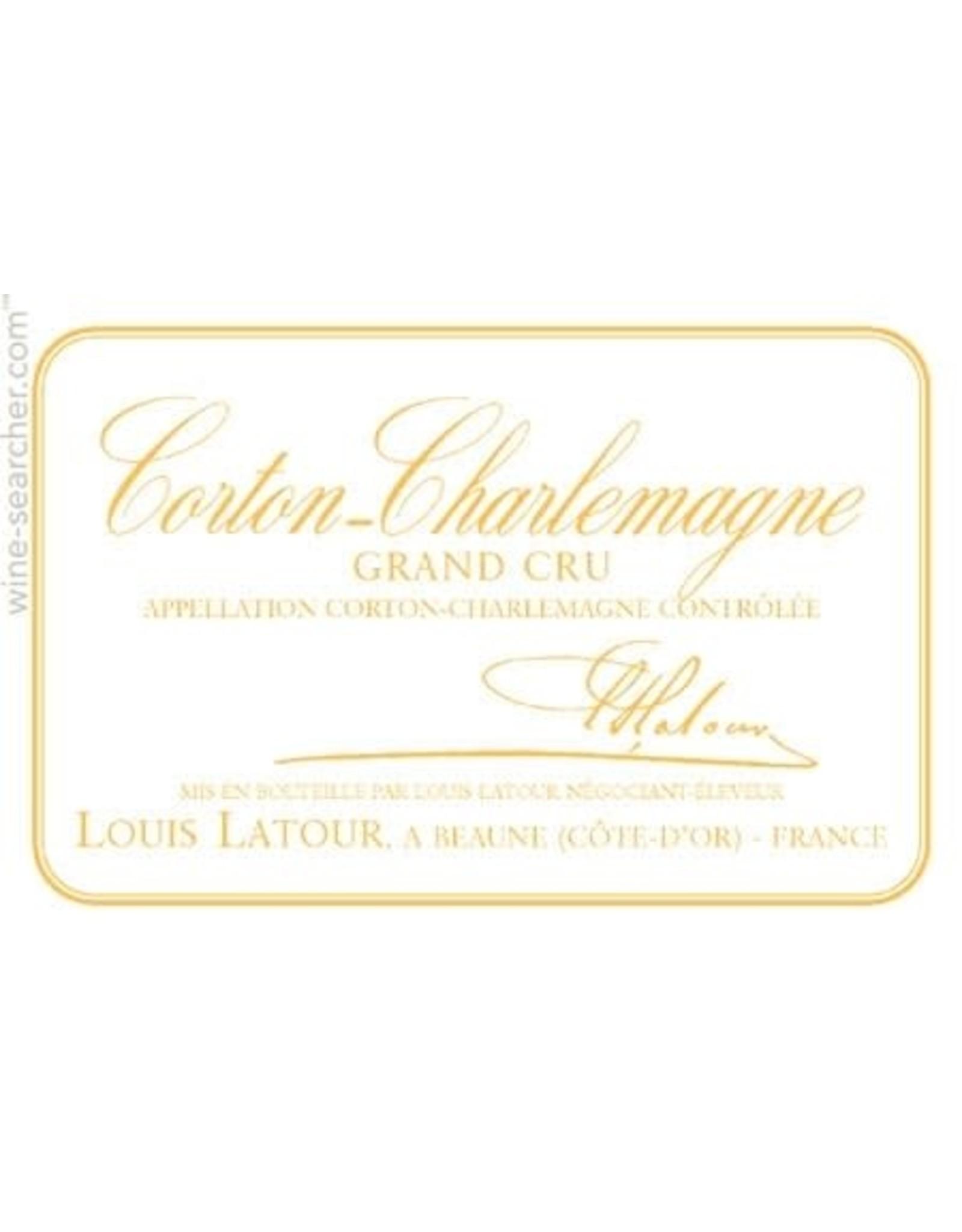 Louis La Tour Corton Charlemagne 2012