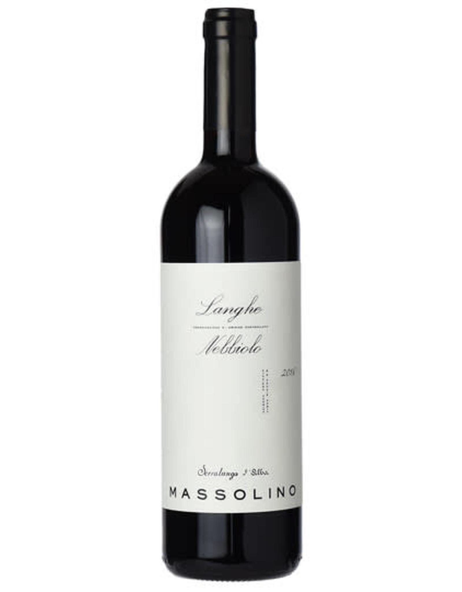 Massolino Serralunga d'Alba Langhe Nebbiolo 2016
