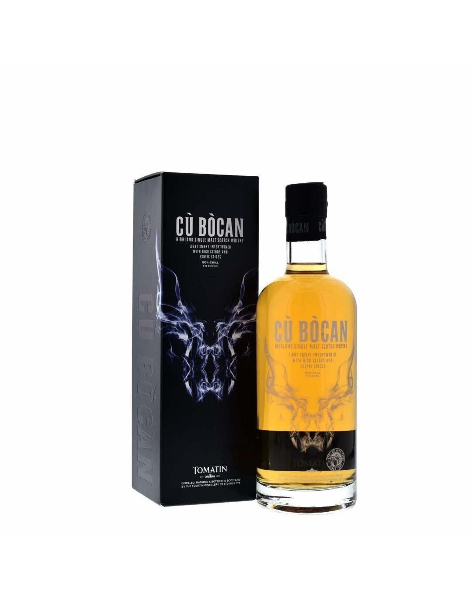 Tomatin Cu Bocan Single Malt Scotch Whiskey