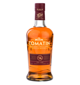 Tomatin Single Malt Scotch Whiskey 14 Year