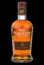 Tomatin Single Malt Scotch Whiskey 18 Year