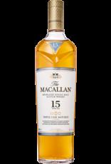 The Macallan 15 Year Triple Cask