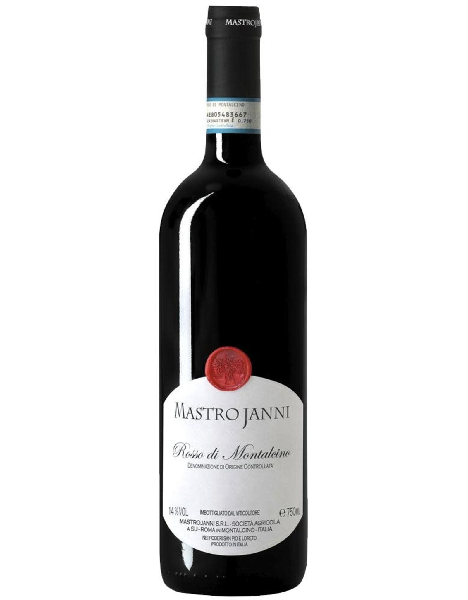 Mastro Janni Rosso 2017