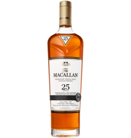 The Macallan 25 year