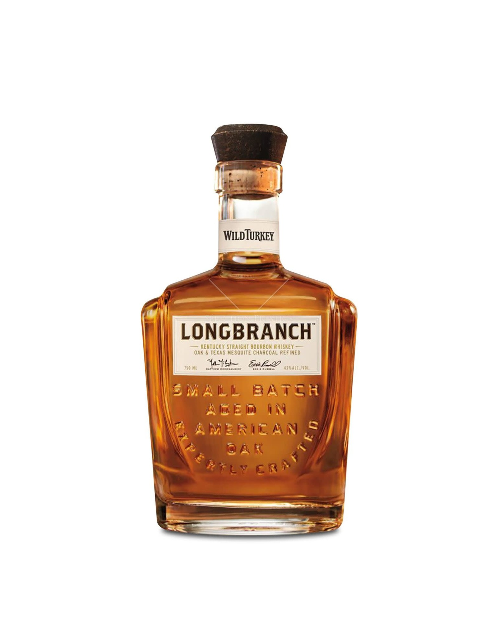 Wild Turkey Bourbon Longbranch 86