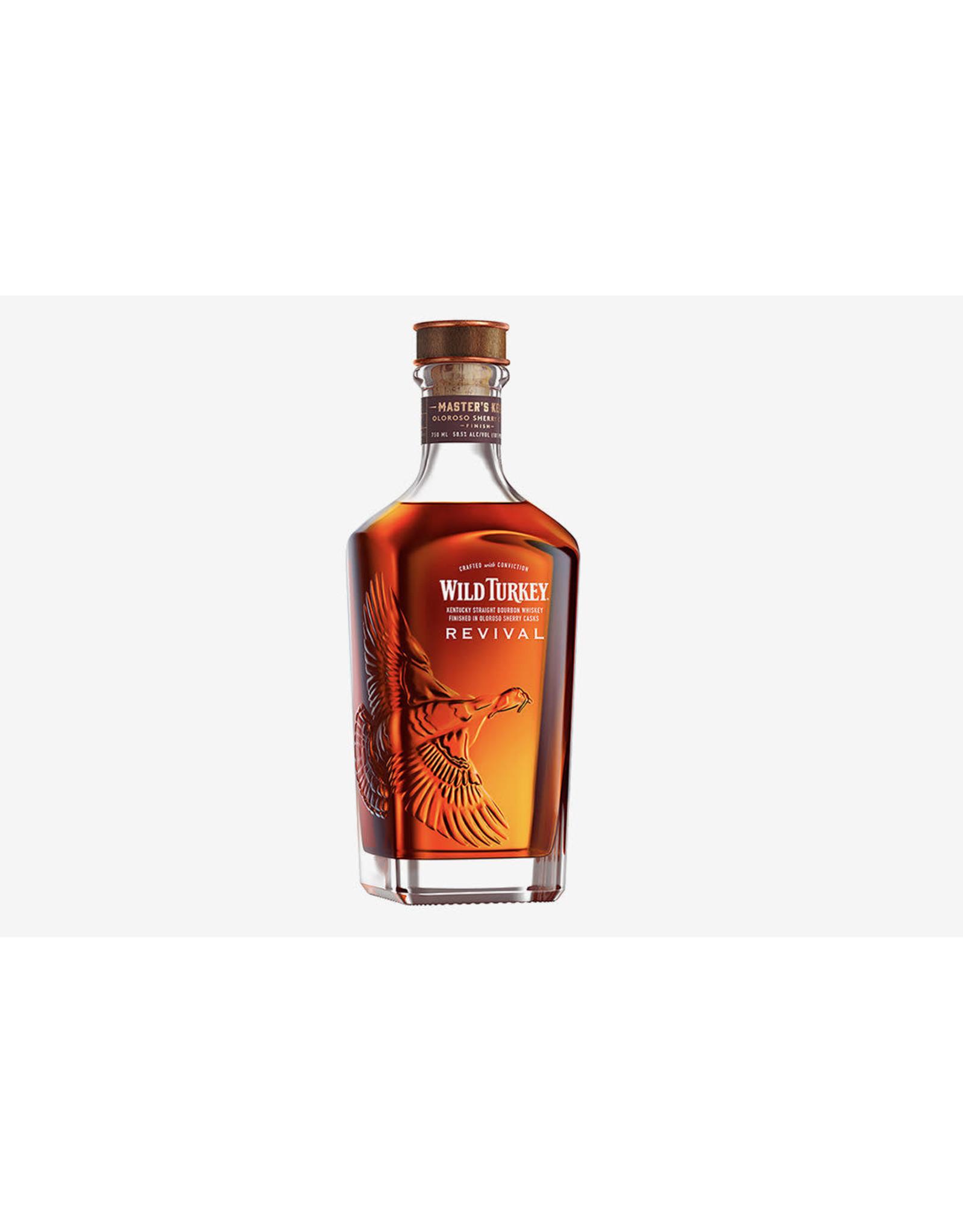Wild Turkey Bourbon Master's Keep Revival 101