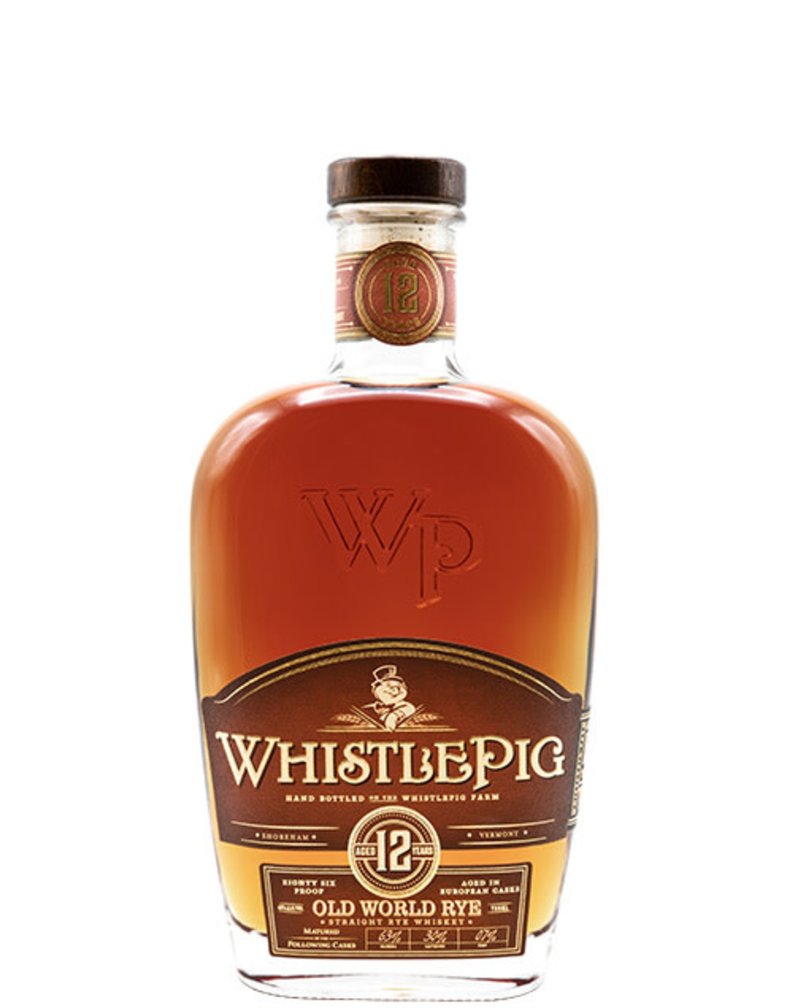 WhistlePig Rye Old World Marriage