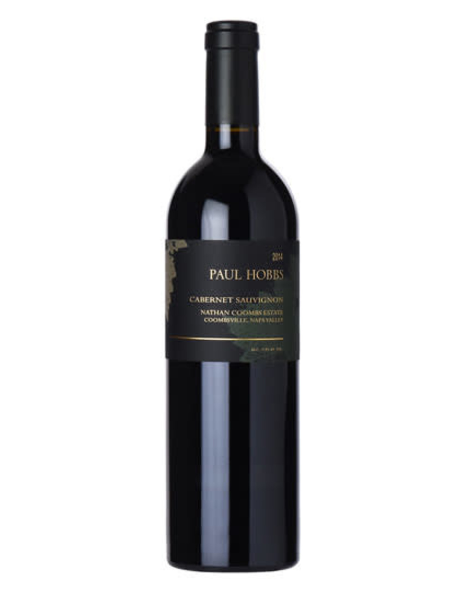 Paul Hobbs 'Nathan Coombs Estate' Coombsville, Napa Valley, Cabernet Sauvignon 2014