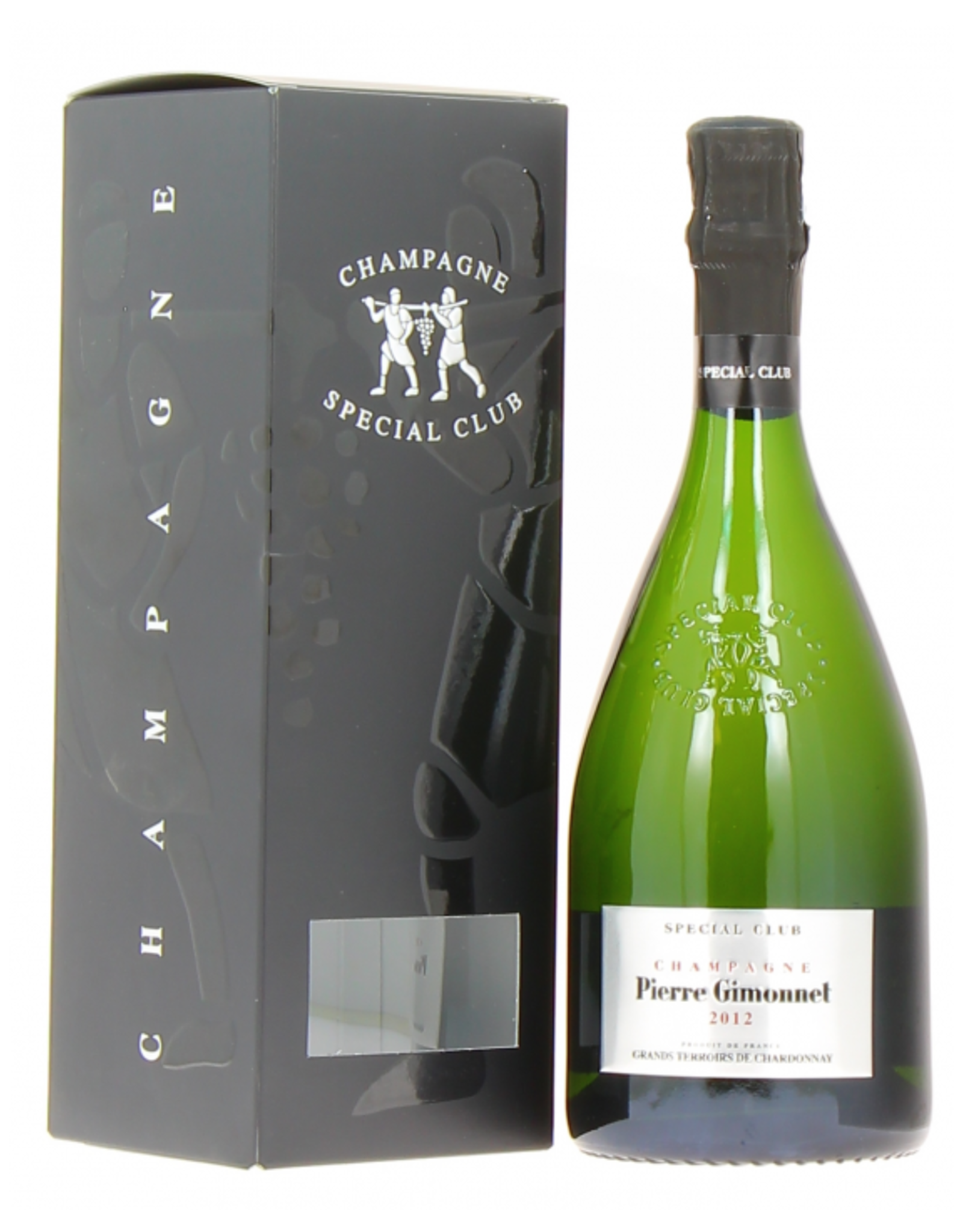 Pierre Gimonnet Special Club Champagne 2012